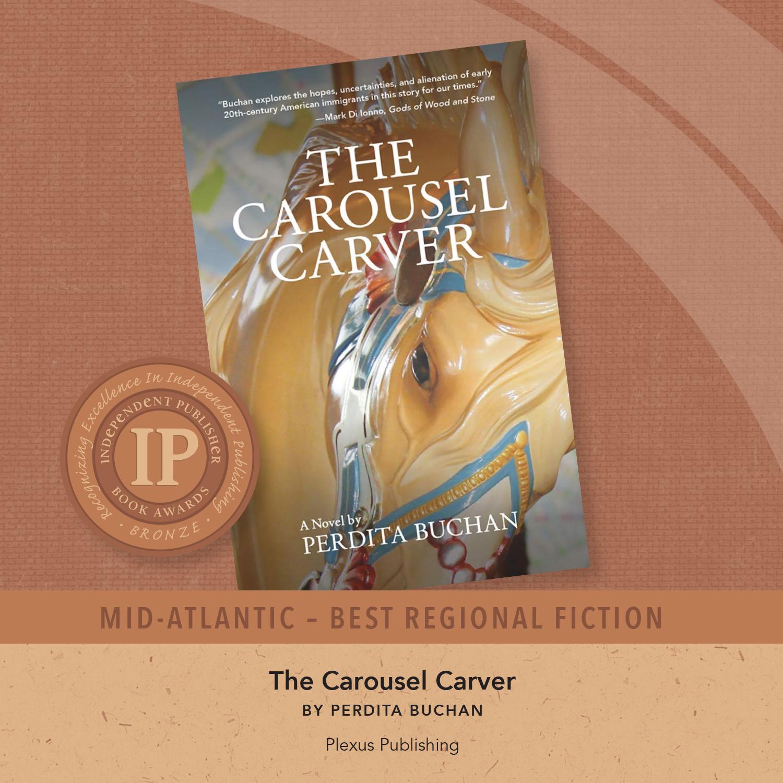 The Carousel Carver IPPY Bronze Medal Winner