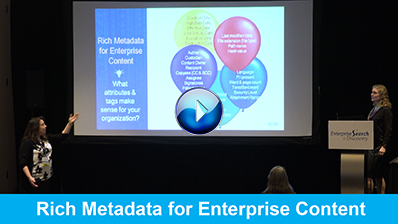 Rich Metadata for Enterprise Content