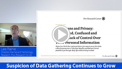 Suspicion of Data Gathering Continues to Grow video clip