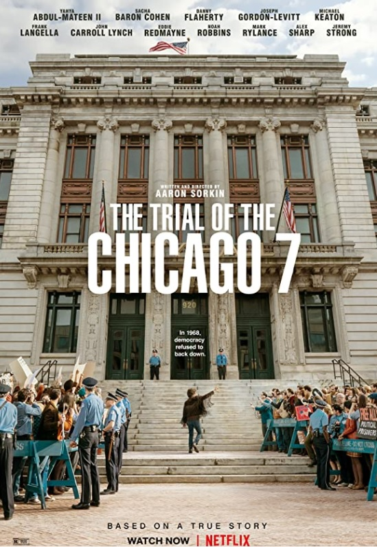 Trial of the Chicago Seven movie poster