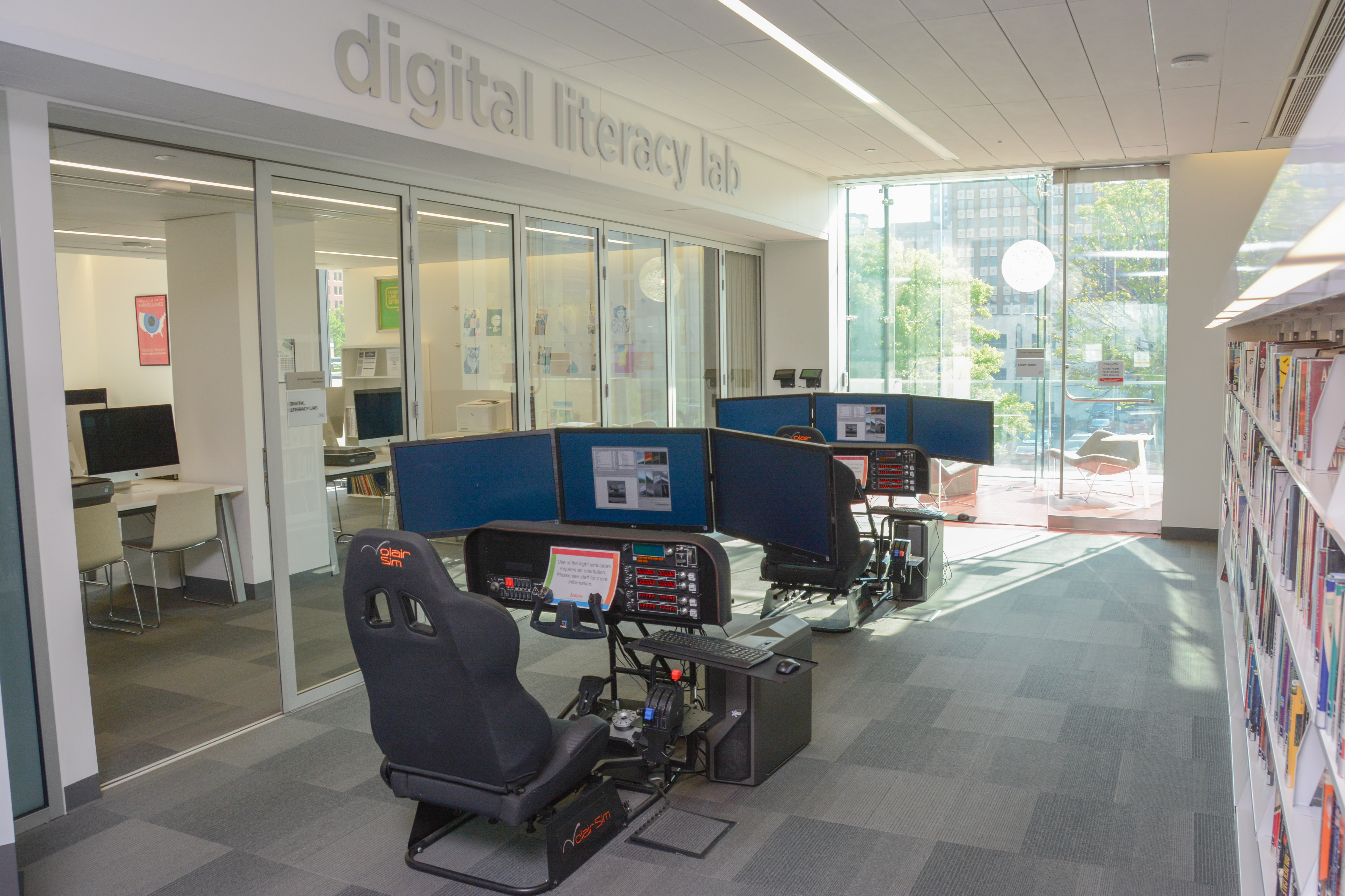 Digital Literacy Lab