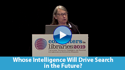 Whose Intelligence Will Drive Search in the Future?